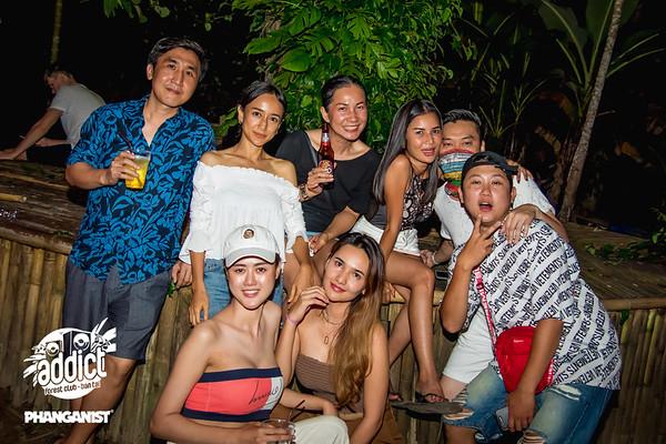 Addict Forest Club 18 January 2020