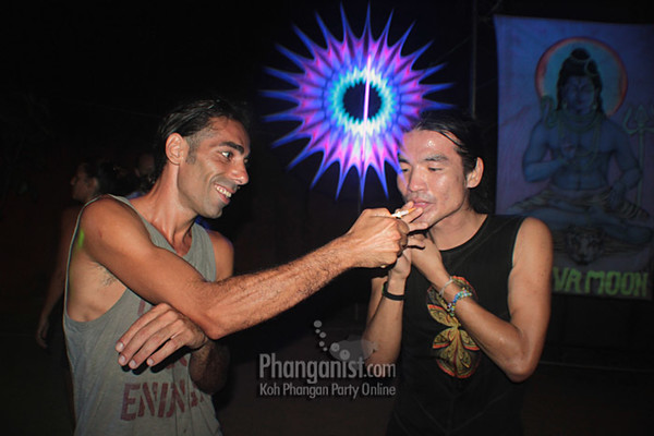 Shiva Moon party October 3