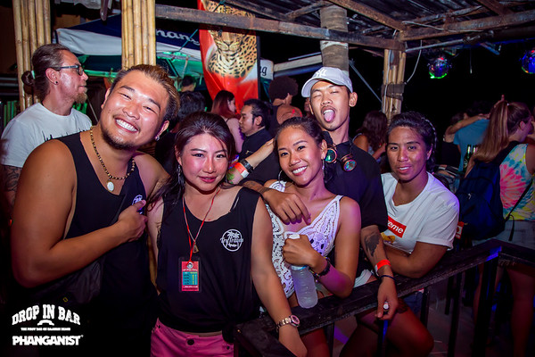 Drop In Bar Full Moon Party 20 February 2019