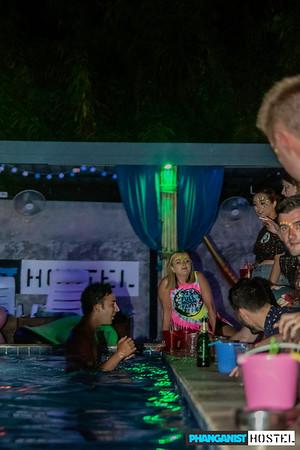 Phanganist Hostel Full Moon Warm Up July 2019