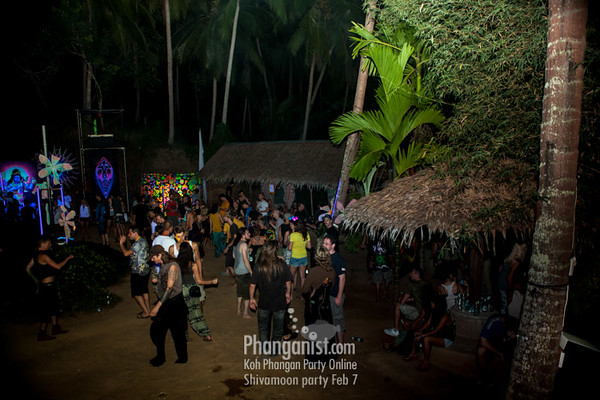 Shivamoon party February 7