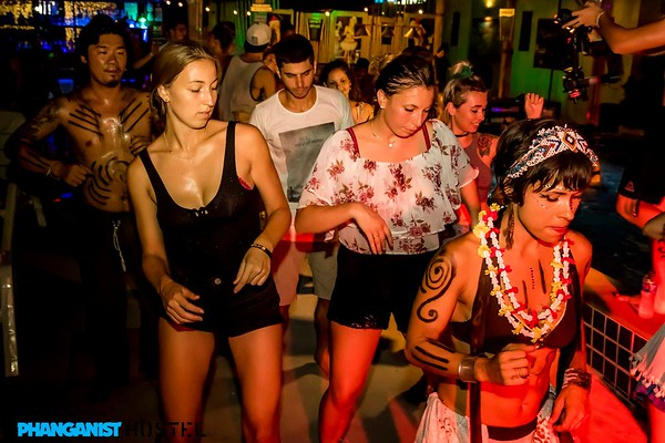 Latin Night at Phanganist August 2 2017
