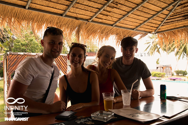 Infinity Beach Club Full Moon week 18 July 2019