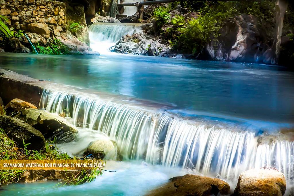 Sramanora Waterfall