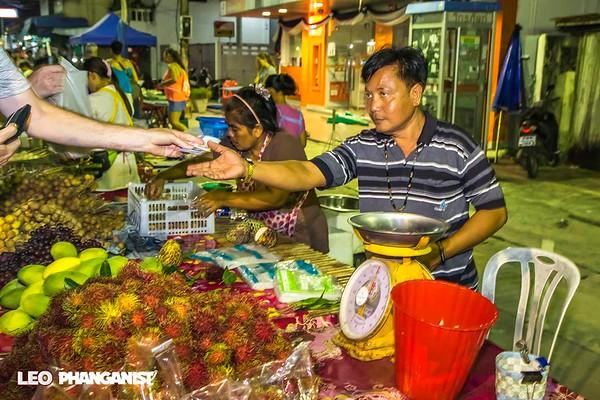 Thong Sala Walking Street 19 August 2017