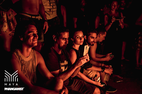 Maya Party 14 January 2020