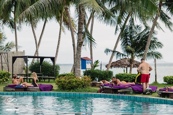 Infinity Beach Club Full Moon week 09 December 2020