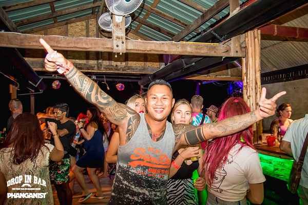 Drop In Bar Full Moon Party 11 December 2019