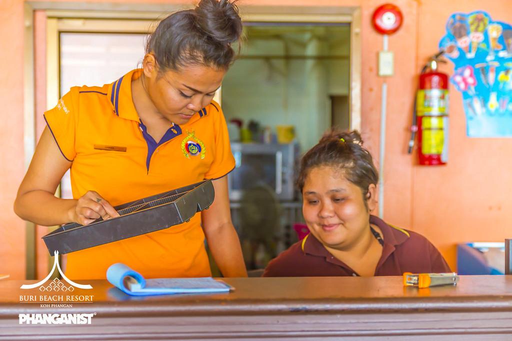 Hotel Staff Koh Phangan