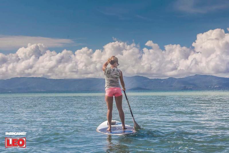 Paddleboard Koh Phangan