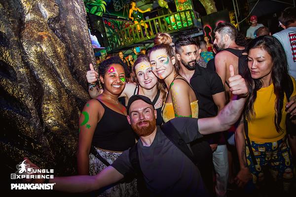 Jungle Experience 10 November 2019