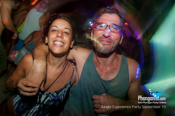 Jungle Experience Party September 18