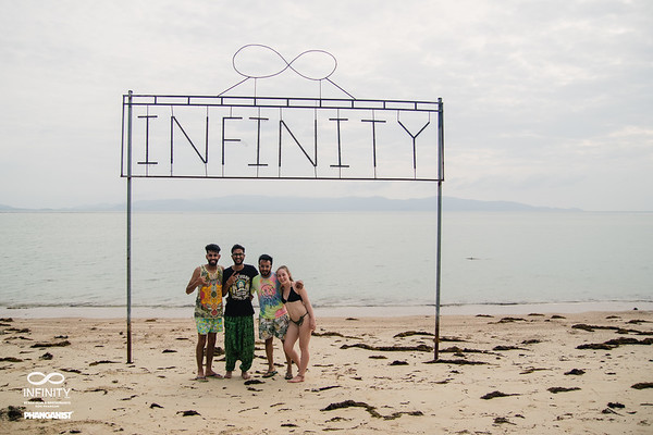 Infinity Beach Club Full Moon week 09 December 2020
