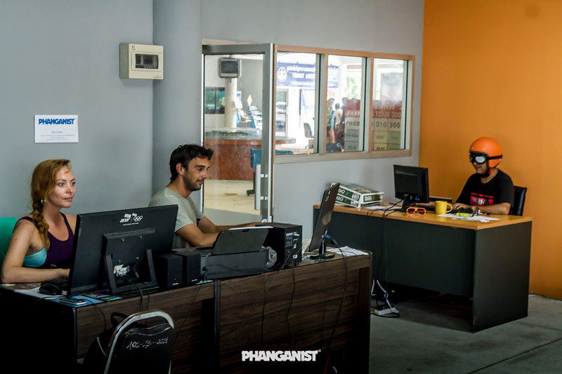 Work space Koh Phangan