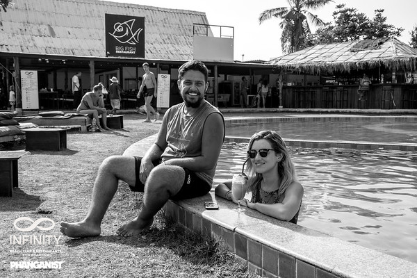 Infinity Beach Club Full Moon week 19 April 2019