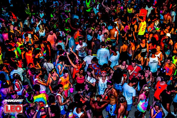 Full Moon Party Koh Phangan 07-August-2017