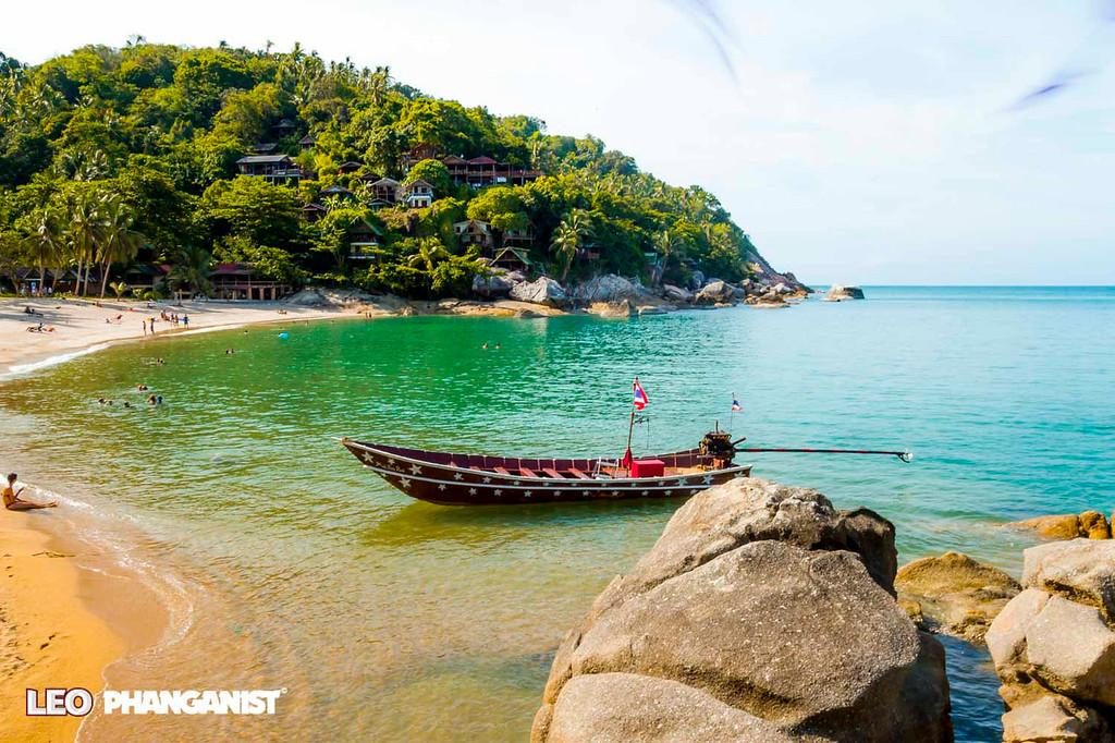 Than Sadet Beach Koh Phangan