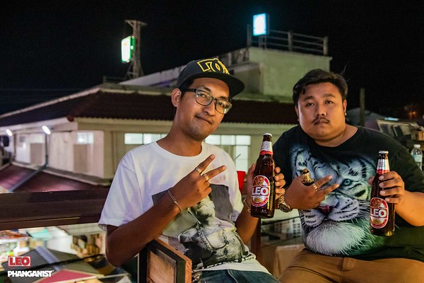 Live Music at Leo Panthip Beer Garden