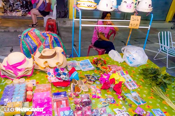 Thong Sala Walking Street Market July 2