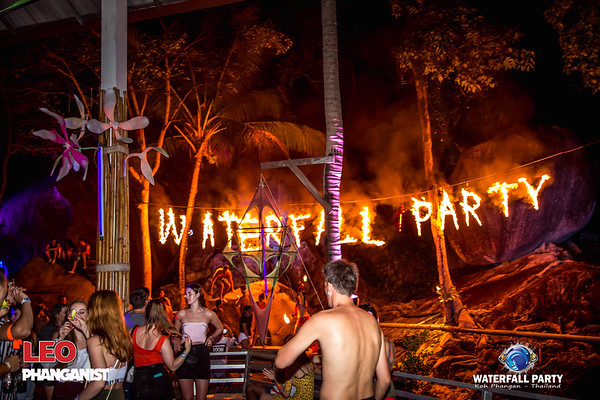 Waterfall Party 15 June 2019