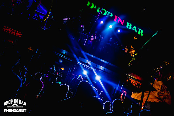 Drop In Bar Full Moon Party 09 January 2020